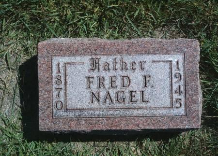 NAGEL, FRED F - Hancock County, Iowa | FRED F NAGEL