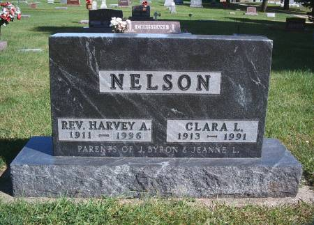 NELSON, HARVEY A - Hancock County, Iowa | HARVEY A NELSON