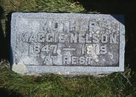 HANSON NELSON, MAGGIE - Hancock County, Iowa | MAGGIE HANSON NELSON