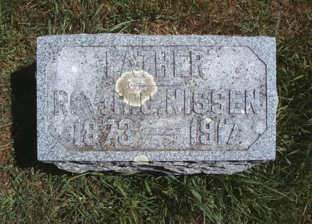 NISSEN, H C - Hancock County, Iowa   H C NISSEN
