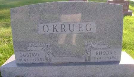 O'KRUEG, RHODA S - Hancock County, Iowa | RHODA S O'KRUEG