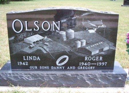 OLSON, ROGER - Hancock County, Iowa | ROGER OLSON