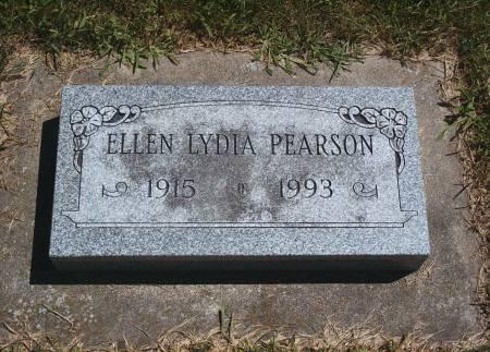PEARSON, ELLEN L - Hancock County, Iowa | ELLEN L PEARSON