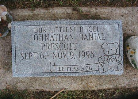 PRESCOTT, JOHNATHAN DANIEL - Hancock County, Iowa   JOHNATHAN DANIEL PRESCOTT