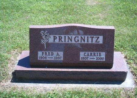 ALBERS PRINGNITZ, CARRIE - Hancock County, Iowa | CARRIE ALBERS PRINGNITZ