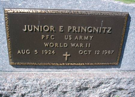 PRINGNITZ, JUNIOR - Hancock County, Iowa | JUNIOR PRINGNITZ