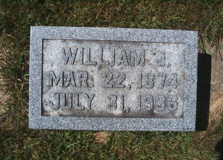 SCHLAWIN, WILLIAM J - Hancock County, Iowa | WILLIAM J SCHLAWIN