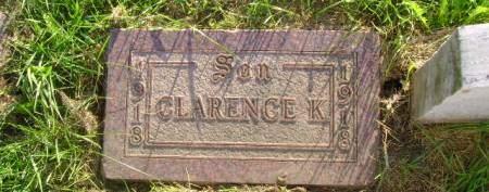 SCHLICHTING, CLARENCE K - Hancock County, Iowa | CLARENCE K SCHLICHTING