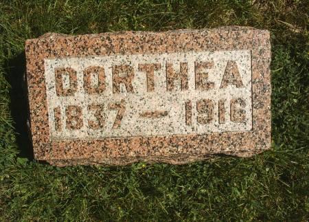 LANDEN SCHLICHTING, DORTHEA - Hancock County, Iowa   DORTHEA LANDEN SCHLICHTING