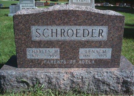 SCHROEDER, CHARLES H - Hancock County, Iowa | CHARLES H SCHROEDER