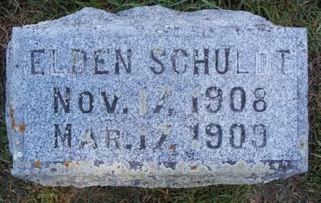 SCHULDT, ELDEN - Hancock County, Iowa | ELDEN SCHULDT