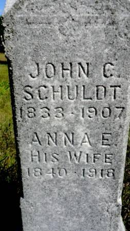 SCHULDT, ANNA E - Hancock County, Iowa | ANNA E SCHULDT