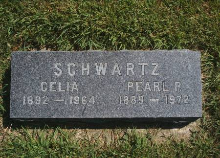 SCHWARTZ, PEARL P - Hancock County, Iowa | PEARL P SCHWARTZ