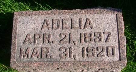 SMITH, ADELIA - Hancock County, Iowa   ADELIA SMITH
