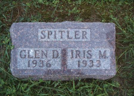 SPITLER, IRIS M - Hancock County, Iowa | IRIS M SPITLER