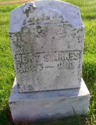 STARNES, BERT - Hancock County, Iowa | BERT STARNES