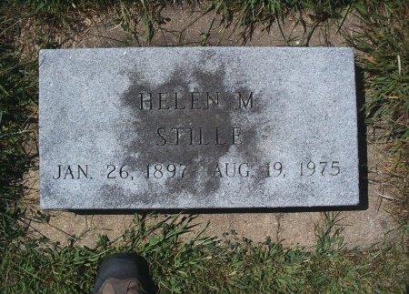 STILLE, HELEN M - Hancock County, Iowa | HELEN M STILLE