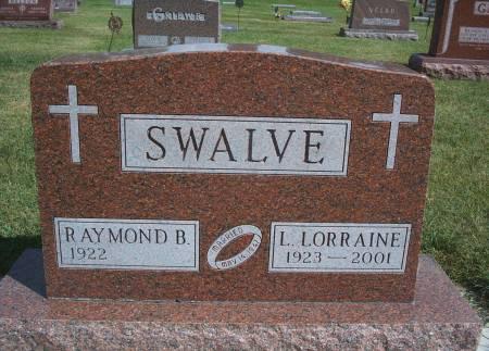 KNOLL SWALVE, L LORRAINE - Hancock County, Iowa | L LORRAINE KNOLL SWALVE