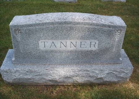 TANNER, FAMILY MONUMENT - Hancock County, Iowa | FAMILY MONUMENT TANNER