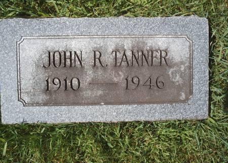 TANNER, JOHN R - Hancock County, Iowa | JOHN R TANNER