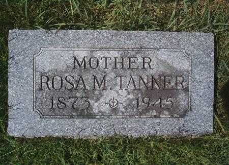 SCHAPER TANNER, ROSA M - Hancock County, Iowa | ROSA M SCHAPER TANNER