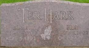 TERHARK, FRED - Hancock County, Iowa | FRED TERHARK