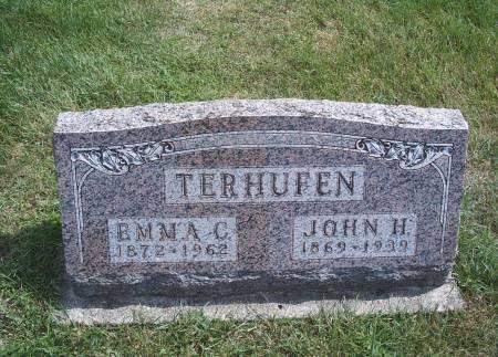 STILLE TERHUFEN, EMMA C - Hancock County, Iowa | EMMA C STILLE TERHUFEN