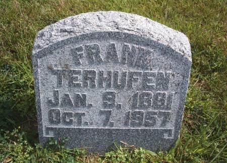 TERHUFEN, FRANK - Hancock County, Iowa | FRANK TERHUFEN