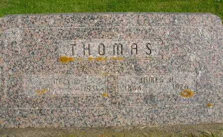 THOMAS, NELLIE - Hancock County, Iowa   NELLIE THOMAS