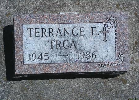 TRCA, TERRANCE E - Hancock County, Iowa | TERRANCE E TRCA