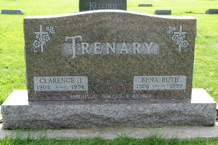 TRENARY, BENA RUTH - Hancock County, Iowa | BENA RUTH TRENARY