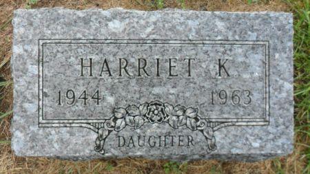 ULLMANN, HARRIET K - Hancock County, Iowa | HARRIET K ULLMANN