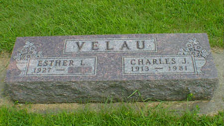 VELAU, CHARLES J - Hancock County, Iowa | CHARLES J VELAU