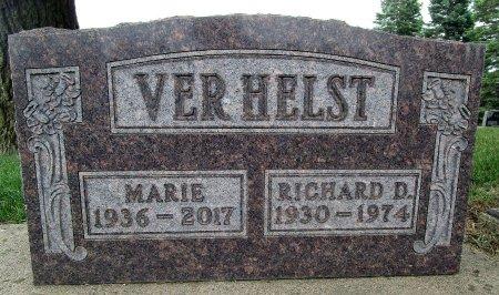 VERHELST, RICHARD D - Hancock County, Iowa | RICHARD D VERHELST