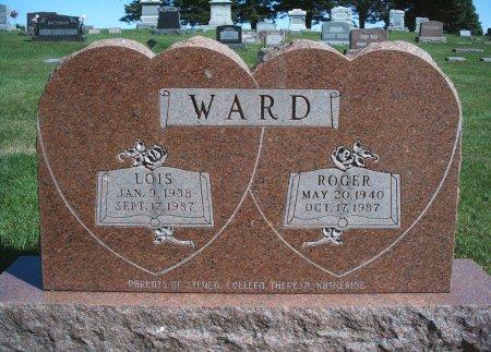 WARD, LOIS - Hancock County, Iowa | LOIS WARD