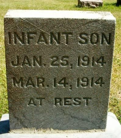 WEBNER, INFANT - Hancock County, Iowa | INFANT WEBNER