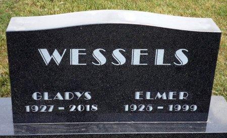 WESSELS, ELMER - Hancock County, Iowa   ELMER WESSELS