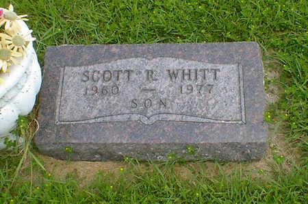 WHITT, SCOTT R - Hancock County, Iowa | SCOTT R WHITT