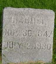 WILKINS, RACHEL - Hancock County, Iowa | RACHEL WILKINS