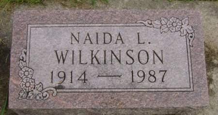 WILKINSON, NAIDA L - Hancock County, Iowa | NAIDA L WILKINSON