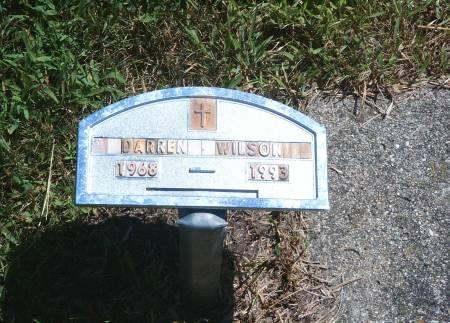 WILSON, DARREN - Hancock County, Iowa   DARREN WILSON