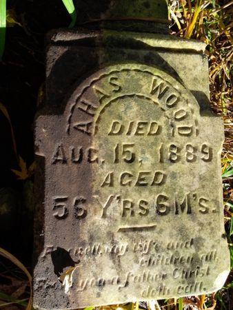 WOOD, AHAS - Hancock County, Iowa | AHAS WOOD