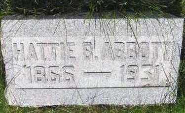 CRAIG ABBOTT, HATTIE BELL - Hardin County, Iowa | HATTIE BELL CRAIG ABBOTT