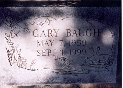 BAUGH, GARY - Hardin County, Iowa | GARY BAUGH