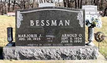 BESSMAN, ARNOLD O. - Hardin County, Iowa | ARNOLD O. BESSMAN