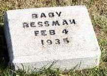 BESSMAN, BABY - Hardin County, Iowa | BABY BESSMAN