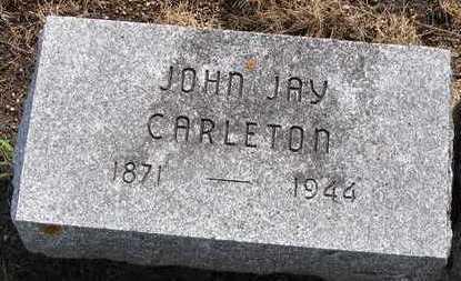 CARLETON, JOHN JAY - Hardin County, Iowa | JOHN JAY CARLETON