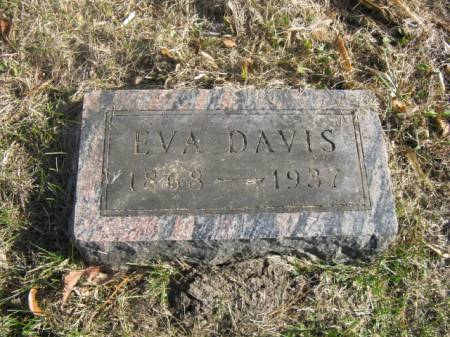 DAVIS, EVA - Hardin County, Iowa | EVA DAVIS