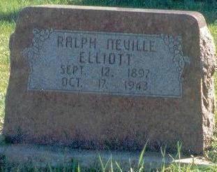 ELLIOTT, RALPH - Hardin County, Iowa | RALPH ELLIOTT