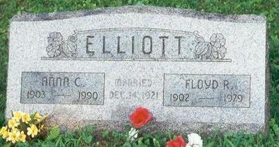 ELLISON ELLIOTT, ANNA - Hardin County, Iowa | ANNA ELLISON ELLIOTT